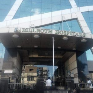 BILLROTH HOSPITAL CHENNAI INDIA