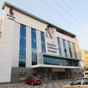 Rainbow Hospitals in Hyderabad