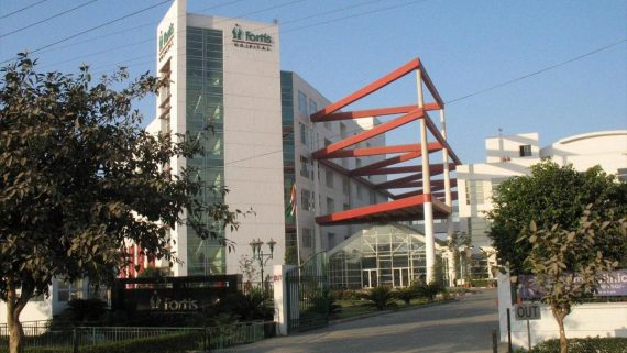 FORTIS-HOSPITAL-NOIDA-Delhi-India